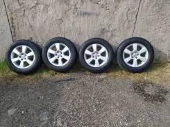 Продам комплект колес на Toyota Harrier