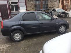 Дверь боковая задняя правая для Renault Logan 2004 - 2016