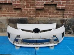 Бампер передний в на Toyota Prius ZVW30 12.2011-10.2015