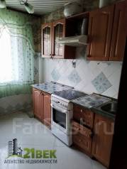 2-комнатная, улица Сабанеева 15. Баляева, агентство, 52,0кв.м. Кухня