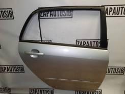 Дверь Toyota Corolla Runx 2004 [6700313300] задняя правая цвет 199