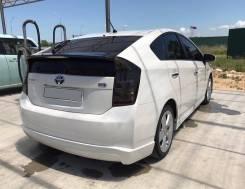 Накладка на порог. Ford Econoline Toyota Prius, ZVW30, ZVW30L, ZVW35. Под заказ