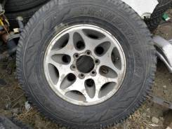 Запасное колесо MMC Pajero