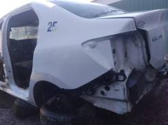 Крыло заднее левое Renault Logan 2