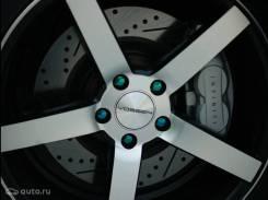 Комплект колёс в сборе с оригинальными Vossen CV3