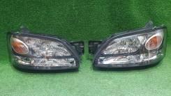 Фары на BEE, BE5, BE9, BHE, BH5, BH9 Subaru Legacy 2-ая модель Xenon