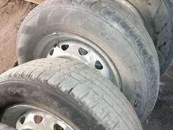 Комплект летних колёс в сборе 185/70 Р14 4*100 и 4*114