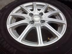 185-65-14 Dunlop, литье 4*100.00.
