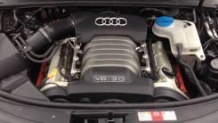 Двигатель audi A8 D3, bbj 3.0л.
