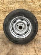 Продам одно колесо Bridgestone 165 R13 LT диск 4/114.3