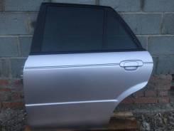Дверь задняя левая Mazda Familia S-wagon