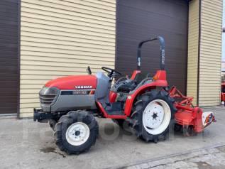 Yanmar. Мини-трактор AF-18 +фреза 1,3м., 18,00л.с.