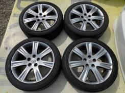 Комплект колес в сборе 225/45R18 на штатном литье Toyota 5*114.3