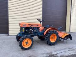 Kubota B6000. Мини-трактор +фреза 1,2м., 13,00л.с., В рассрочку