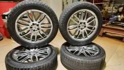 Колеса R18: Диски WORK Sporbo Durata R18x7.5, шины Bridgestone 235/50