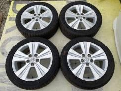 Комплект колес в сборе 215/50R17 на штатном литье Toyota 5*114.3