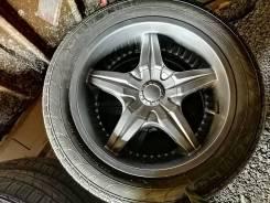 Комплект летних колёс на дисках