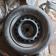 Комплект старых колёс