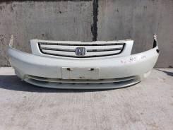 Бампер передний Honda Stream rn1 rn2 rn3 в сборе.