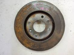 Тормозной диск Peugeot 207 2010 [4246W8] WC 5FV, передний 4246W8