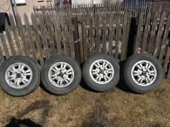Bridgestone Blizzak VRX, LT215/65R15