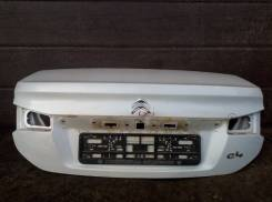 Крышка багажника Citroen C4 B7 2014 [9802560580]