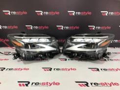 Фары Lexus GX460 2013-2019 Стиль 2020 LED