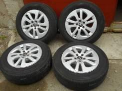 Продаю оригинальный комплект летних колес Toyota 15 (5*100)195/65/15