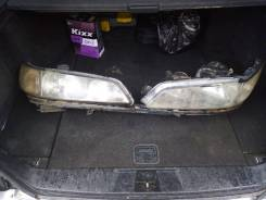 Фара левая передняя хонда аккорд 6 поколение