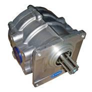 Насос гидравлический МТЗ ЮМЗ К-700 Т25 НШ-100А3 правый круглый Гидроси