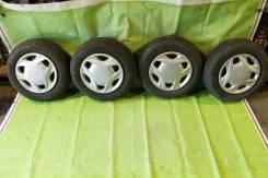 Колеса 155/80R13 (Комплект) Toyota Platz SCP11-0054103 Пробег 38т. км.