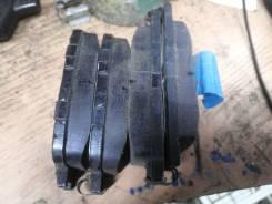 Колодки тормозные дисковые Avantech / AV1035 Toyota 04466-48020