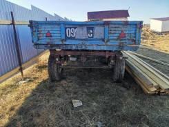 Гомсельмаш. Прицеп тракторный самосвальный, 4 200кг.