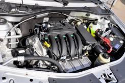 Контрактный двигатель Рено - Renault