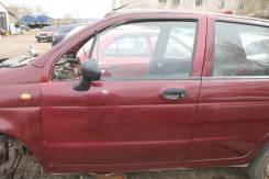 Daewoo matiz дверь передняя левая