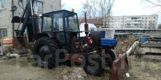 ЮМЗ 6КЛ. Продам трактор марка ЮМЗ-6 КЛ, 60,00л.с. Под заказ