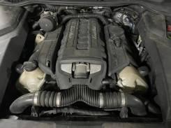Porsche Cayenne Turbo 958, двигатель