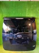 Дверь 5-я Toyota VOXY [черный202], задняя