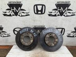 Диск тормозной передний Mazda Mazda 3 BK 2002-2009