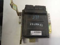 Блок управления двс для Nissan Teana J31 Ниссан Теана A56U18E343527 2003 - 2008 (контрактная запчасть) A56U18E343527