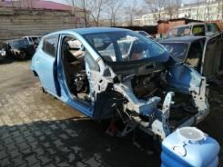 Кузов на Nissan leaf zeo 2011 год в Хабаровске