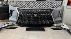 Передний бампер в стиле 2020 для Lexus LX570 2008-2015г