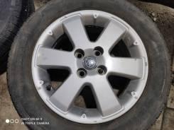 Лето Pirelli 185/65/15 на оригинальном литье Toyota 100/4 в ОТС.