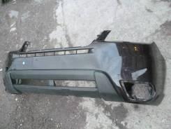 Бампер передний Subaru Forester 4 SJ, SJ5, SJ9, SJG под омыватели