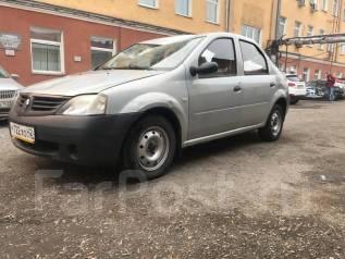 Renault Logan. K7J710