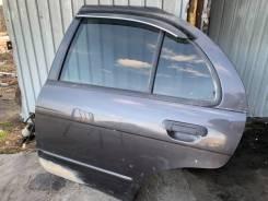 Задняя левая дверь на Nissan Pulsar