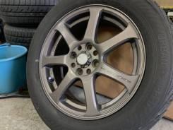 Work Emotion XT7 R15 4*100 5j et45 + 175/65R15 Bridgestone Nextry Ecop
