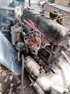 Двигатель змз402 в сборе с коробкой