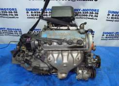 Двс на Honda Partner EY8 D16A .