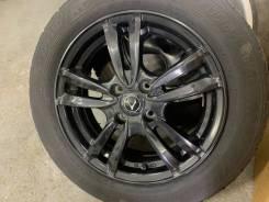 Atrra R15 4*100 5.5j et42 + 195/65R15 Bridgestone Nextry ecopia 2019 j